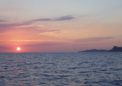 Sunset - Costa rica