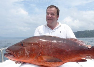 Carpe Rouge (Red Snapper) - Costa Rica - 2018